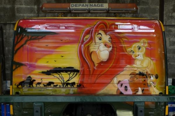 Lion King por jcvioly62
